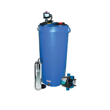 Booster Cold Water Tanks