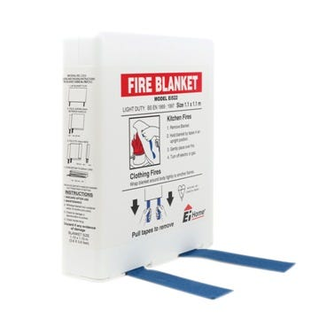 Fire Blankets & Extinguishers