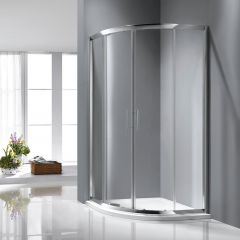 Rosery 6mm Quadrant Shower Enclosure