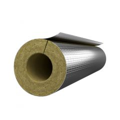 15mm Foil Back Insulation with 25mm Wall 1.2mt Length