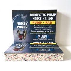 Anti Vibration Pump Pad