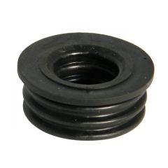"1½"" Black Boss Adaptor (Black)"
