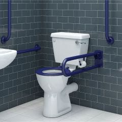 Atlas Close Coupled Lever Operated Cistern