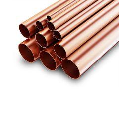 "5.5m Length 1"" Copper Pipe"