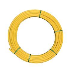 Qualgas 25mm Yellow Gas Pipe per Meter