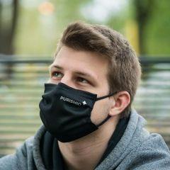 Reuseable Face Mask (Black)