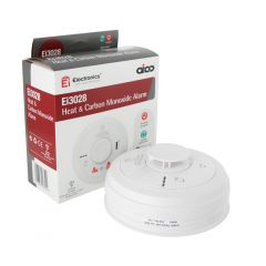 Ei3028 Heat & Carbon Monoxide Alarm