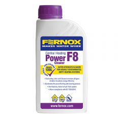 Fernox F8 Central Heating Power Cleaner 500ml