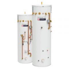 Gledhill Stainless Steel Pre-Plumbed 200/70L Heat Pump Buffer Cylinder
