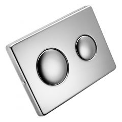 Conceala Dual Flush Plate (Stainless Steel)