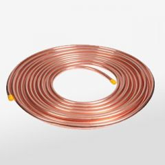 8mm Copper 25m Coil Pipe (Price per meter)