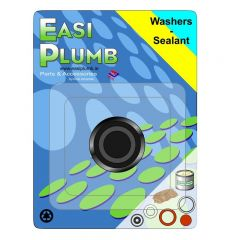 Easi Plumb Diaphragm Washer - Plastic Floatvalve