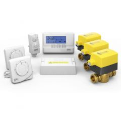 """EPH 3/4"""" 3 Zone Heating Control Pack (Hard Wired)"""