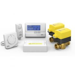 """EPH 3/4"""" 2 Zone Heating Control Pack (Hard Wired)"""
