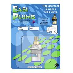 "Easi Plumb Single 1/2"" Replacement Ceramic Disc Valve (Blue)"