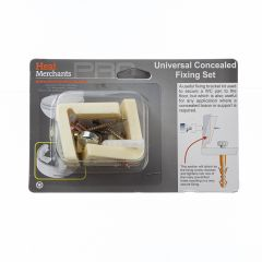 Universal Concealed Fixing Set