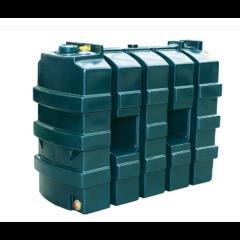 Kingspan Titan 1000L Rectangular Single Skin Oil Tank