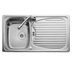Euroline EL9501 Single Bowl Stainless Steel Sink (Reversible)