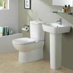 Ideal Standard Tempo Cistern Dual Flush Valve White 6 / 4 Litre