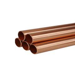 "3m Length ½"" Copper Pipe"