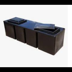 Kingspan Titan CS60 Cold Water Storage Tank with Lids