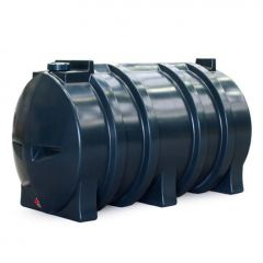 Kingspan Titan 1360L Horizontal Single Skin Oil Tank