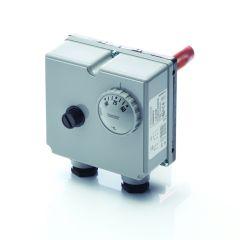 "Altecnic Dual Immersion Thermostat 1/2"" Pocket x 120mm Stem"