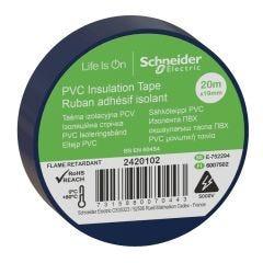 Thorsman 20m x 19mm Blue Insulation Tape