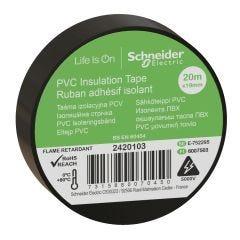 Thorsman 20m x 19mm Black Insulation Tape
