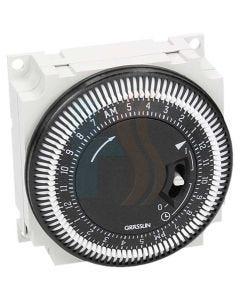 Multifit Integrated 24 HR Electro-Mech Timer