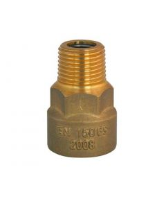 "1/2"" Straight Bayonet Socket"