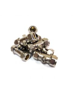 """10 pack of ½"""" L/P CSC Isolating Valve CP"""