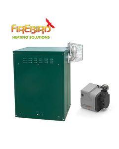 Firebird  26kW Envirogreen Heatpac Oil Boiler Pack