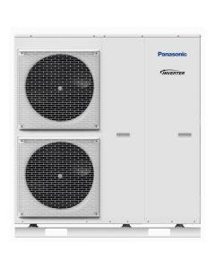 Panasonic H Generation  T-Cap 9kW Mono-Bloc Air to Water Heat Pump