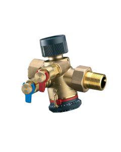 OVENTROP Cocon QTZ Pressure independent control valve (PICV)