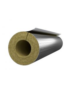 34mm Foil Back Insulation with 50mm Wall 1.2mt Length