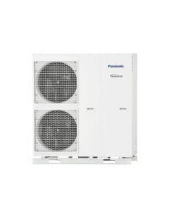 Panasonic High Temperature 12kW Monobloc Air to Water Heat Pump - Outdoor Unit 3 Phase G Generation