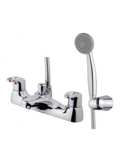 Lusk Deck Bath Shower Mixer (Wras )
