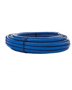 Ape 20mm Multi Layer Pipe with Blue Insulation 50mt Roll