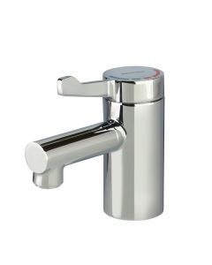 Solo2 Basin Mixer with Short Lever (no waste)