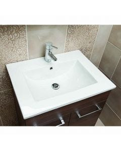 Plazza 500mm 1 Taphole Basin