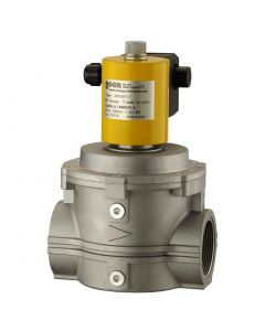 """1¼"""" Gas Valve - Normally Closed"""