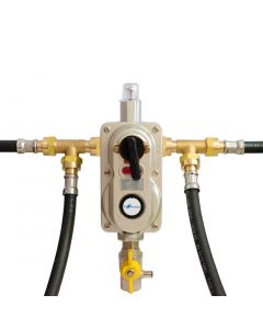 Gas Automatic Change Over Kit (4 way)