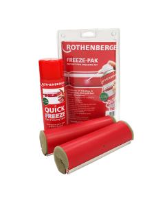 Rothenberger Freeze-Pak Pipe Freeze Kit
