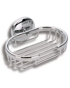 Metalia 1 Shower Soap Tray (Chrome)