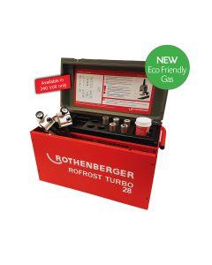 Rothenberger Rofrost Turbo28 Eco Pipe Freezing Machine 240V