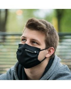 Reuseable Face Mask (Black)
