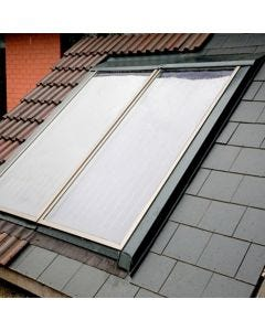 Firebird 3 Panel In Roof Solar Kit Slate