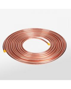 8mm Copper 25m Coil Pipe (Price per meter)