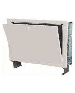 6 - 8 Port Recessed Manifold Cabinet
